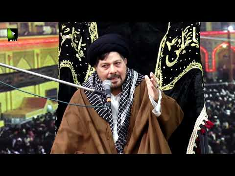 [Majlis] Takrem-e-Shohada | Qasim Soleimani, Abu Mehdi Muhandis | H.I Syed Baqir Zaidi - Urdu