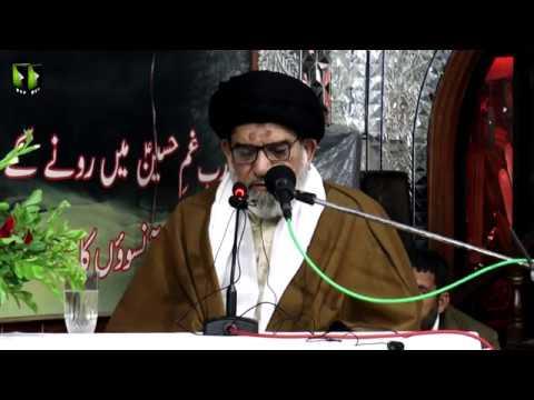 [Majlis] Bayad Shaheed Qasim Soleimani, Abu Mehdi Muhandis | H.I Taqi Shah Naqvi - Urdu