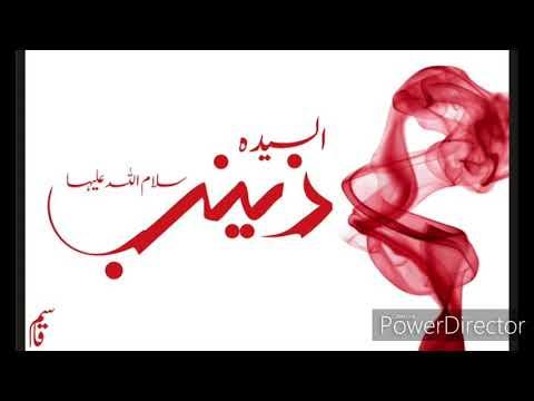 Lady Zaynab SA speech- English