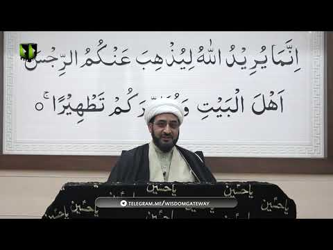 Sayyida(s.a) ki Shakhsiyat Quran,Farameen Masoomeen(a.s) kay Tanazur main  | مولانا علی احم�