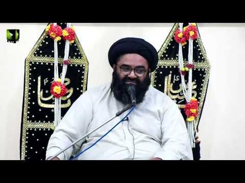 [Majlis 2] Al-Shaffiya, Al-Shaheeda, As-Siddiqa | H.I Kazim Abas Naqvi | Ayaam-e-Fatimiya 1441 - Urdu