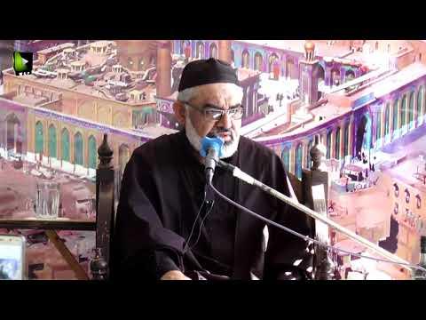 [Majlis] Shahadat Janab Syeda Fatima Zehra (sa) | H.I Syed Ali Murtaza Zaidi - Urdu