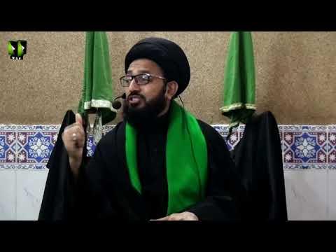[Majlis 2] Tehreek-e-Fatimi May Ayaat-e-Qurani Say Istadlaal | H.I Sadiq Raza Taqvi - Urdu