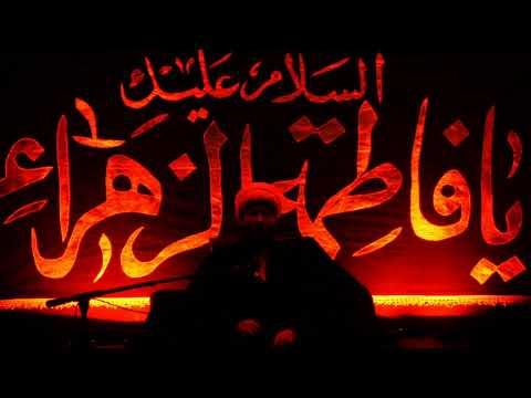 Fatimiyah Night 1 - Shaykh Hamza Sodagar - English