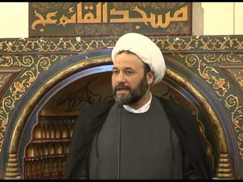 الشيخ الدكتو اكرم بركات - نفحات رجب - Arabic
