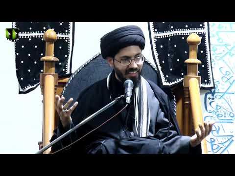[Majlis 5] Hazrat Fatima Zehra (sa) Muhafiza-e-Wilayat | Moulana Farrukh Abbas - Urdu