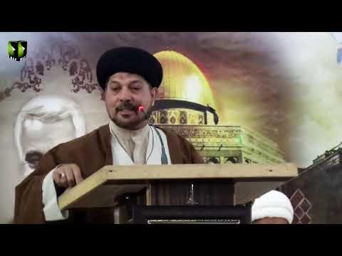 [Seminar] Takreem Shohada Maqawamat Wa Muhafizaan e Hareem e Alaybait (as)   H.I Syed Baqir Zaidi - Urdu