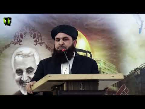 [Seminar] Takreem Shohada Maqawamat Wa Muhafizaan e Hareem e Alaybait (as) | Janab Rasheedi - Urdu