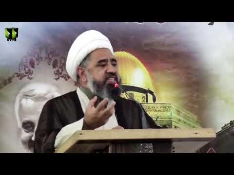 [Seminar] Takreem Shohada Maqawamat Wa Muhafizaan e Hareem e Alaybait (as)   H.I Amin Shaheedi - Urdu