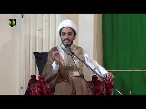 Sayyida (s.a) Juzw e Mustafa (s.a.w) | آغا میر اصغر مہدوی | Urdu