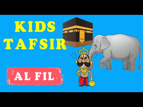 NEW SERIES !! Quran Tafsir for Kids - SURAT AL FIL