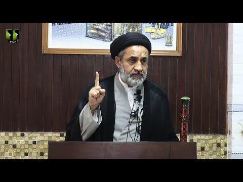 [Friday Sermon | خطبہ جمعہ] H.I Muhammad Haider Naqvi | 06 March 2020 - Urdu