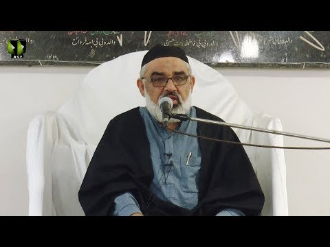 [Majlis] Shahadat Hazrat Zainab Kubra (sa) | H.I Syed Ali Murtaza Zaidi - Urdu