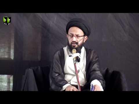 [Majlis] Shahadat Hazrat Zainab Kubra (sa) | H.I Syed Sadiq Raza Taqvi - Urdu
