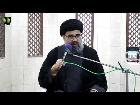 [Majlis] Essal-e-Sawab   H.I Ahmed Iqbal Rizvi   14 March 2020 - Urdu