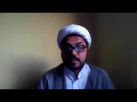 Tafseer Surah Yaseen by Maulana Abid Hussain Behishti Part 4 - Urdu