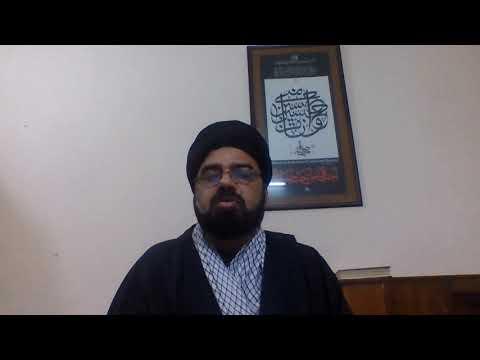 Tafseer Surah Nasr - تفسیر سورہ نصر - Urdu