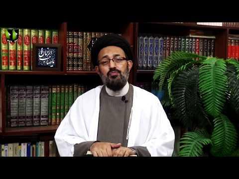 [16] Jawani Or Prime Time | H.I Sadiq Raza Taqvi | Mah-e-Ramzaan 1441 - Urdu