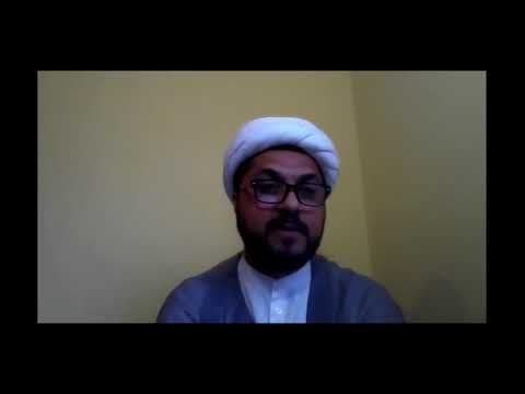 Short Lesson Austerity/Qanaat/kifayat shiari - Urdu
