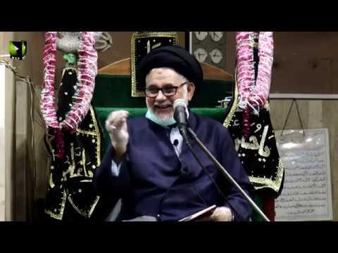 [Majlis 2] Ayaam-e-Shahadat Imam Ali (as) | H.I Hasan Zafar Naqvi | 1441/2020 - Urdu