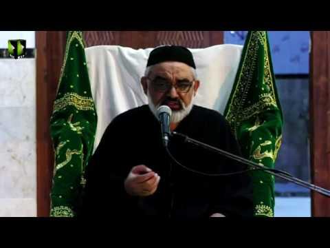 [Majlis] Imam Ali Ke Serat kay Aham Paighamaat   H.I Ali Murtaza Zaidi   Ayam-e-Imam Ali - 1441 - Urdu