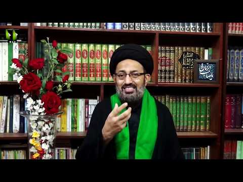 [20] Shab-e-Qadar Kay Baray May Ghalat Fehmi | H.I Sadiq Raza Taqvi | Mah-e-Ramzaan 1441 - Urdu