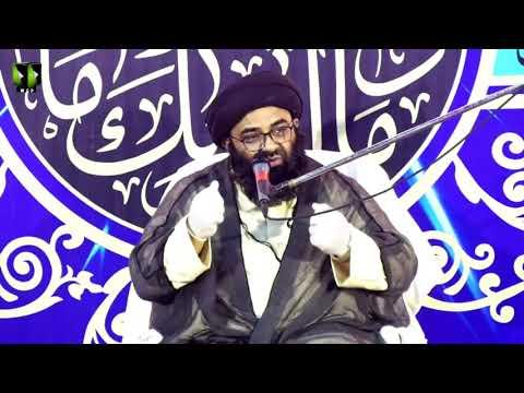 [Speech] Topic: Fazilat e Shab e Qadar | H.I Kazim Abbas Naqvi - Urdu