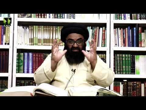 [7 Last] Tafsir Surah Munafiqoon Or Munafiq Ke Pehchan   H.I Kazim Abbas Naqvi   Mah-e-Ramzaan 1441 - Urdu