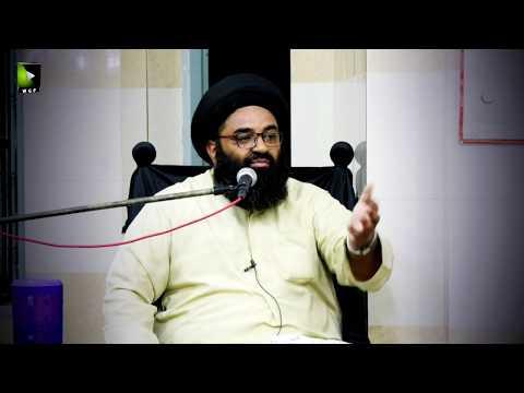 [Clip] Bachon Ke Tarbiyat -e- Nafs Ka Sahih Waqt | H.I Syed Kazim Abbas Naqvi - Urdu