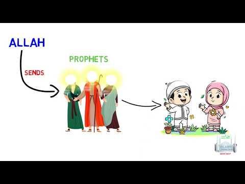 MADRASA - Prophets - B22 - English