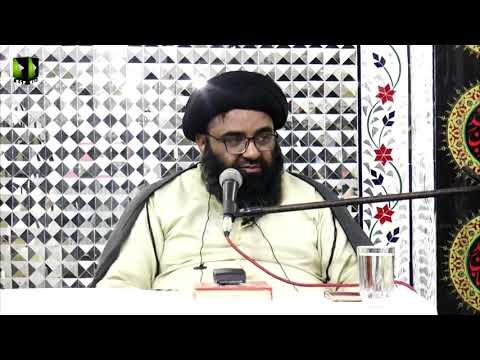 [Majlis] Maarfat -e- Dua -e- Arfaa | H.I Syed Kazim Abbas Naqvi - Urdu