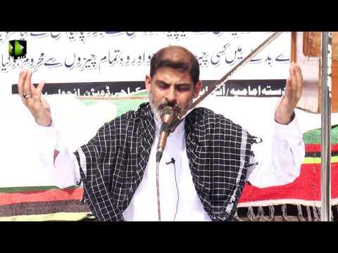 Dua -e- Arfa   Tilawat: Moulana Mubashir Haider Zaidi   31 July 2020 - Arabic / Urdu