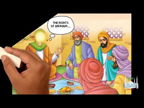 MADRASA - Why is the Imam Hidden? - B30 | English