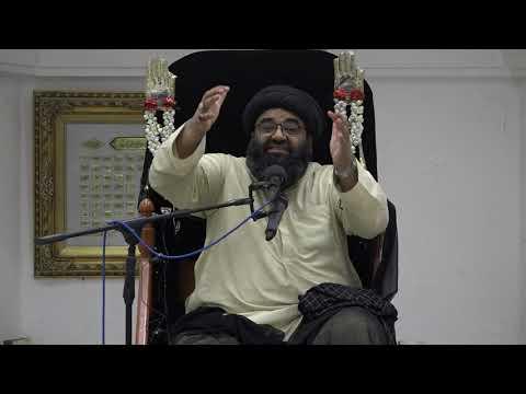 Majlis 04 | Topic: Hube Ilahi aur Karbala | Maulana Kazim Abbas Naqvi Muharram 1442/2020 Urdu