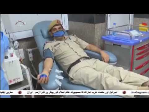 [25 Aug 2020] ہندوستان میں کورونا سے ایک دن میں 836 ہلاک - Urdu