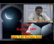 12th Ramzan 09 - Making Mission, Significance of Aamal - Dubai -Urdu