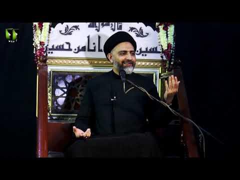 [6] Karbala, Maayaar -e- Haq -o- Batil | H.I Syed Nusrat Abbas Bukhari | Muharram 1442/2020 | Urdu