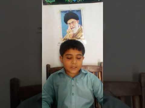 [Hidayat Quran PV] Translation of 10 selected Ayaat I Muhammad Mohsin Mehdi | Sindhi