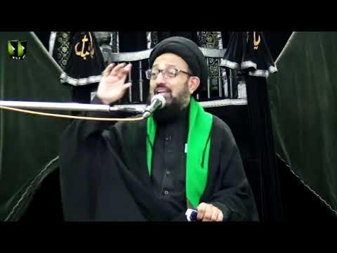 [Majlis] Topic: Aaema (as) Or Hamari Tarbiyat  | H.I Sadiq Raza Taqvi | 24th Muharram 1442/2020 | Urdu