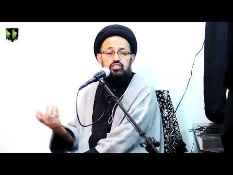[Majlis] Mawadat-e-Qurba Kay Baray May Shia, Sunni Nazaria Or Uskay Faeday | H.I Sadiq Taqvi | Urdu