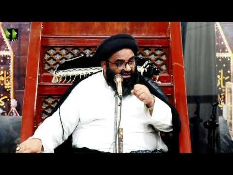 [4] Dushman Shanasi | H.I Kazim Abbas Naqvi | Muharram 1442/2020 | Urdu