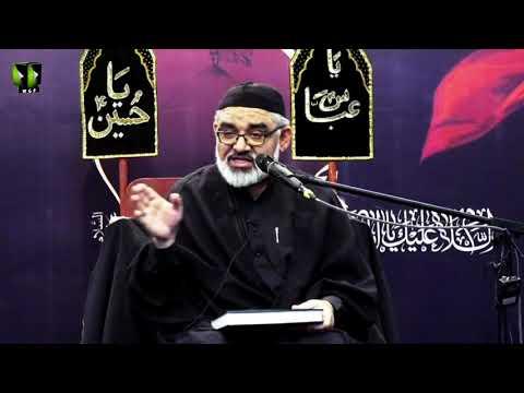 [3] Tehzeeb -e- Nafs, Dua-e- Makarim -e- Ikhlaaq Ke Roshni May | H.I Ali Murtaza Zaidi | Safar 1442 | Urdu