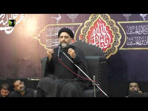 [04] Zahoor e Imam (a.j.f) Or Karbala | حجّۃ الاسلام مولانا سیّد نصرت عبّاس بخا