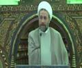 عمارة المسجد الشيخ اكرم بركات - خطبة الجمعة - الشيخ الدكتور | Arabic