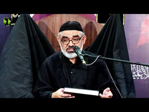 [6] Tehzeeb -e- Nafs, Dua-e- Makarim -e- Ikhlaaq Ke Roshni May | H.I Ali Murtaza Zaidi | Safar 1442 | Urdu