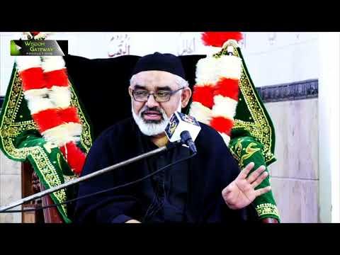 [6] Nahjul Balagha, Hikmat Or Hidayat Ka Sar Chasma | H.I Ali Murtaza Zaidi | Safar 1442/2020 | Urdu