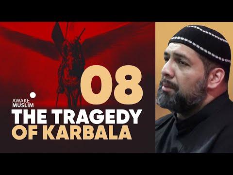 [Clip] The Tragedy Of Karbala Day 8  Syed Asad Jafri  Muharram 1442/2020 | English