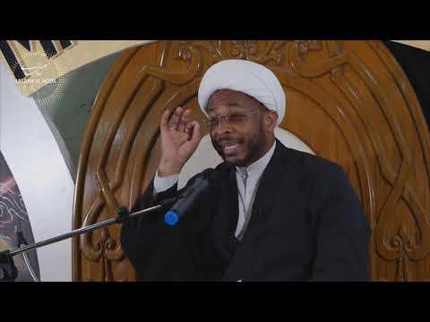 [Arbaeen walk speech ]Shaykh Usama Abdulghani Arbaeen 1440/2018 Karbala Nov. 01 English