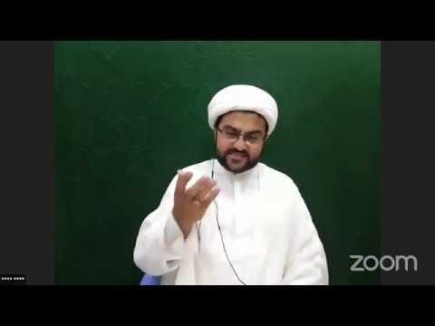 [07] Dua o Munajaat | Abu Hamza Somali (3) | Maulana Muhammad Nawaz | 7th Ramazan 1441 - 01 May 2020 - URDU