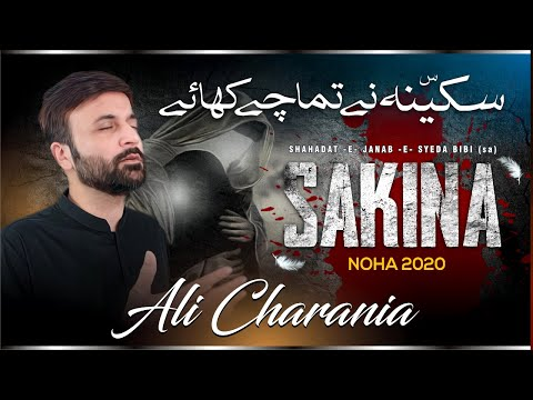 Noha | Sakina Nay Tamachay Khaye | ALI CHARANIA | 2020/1442H | Urdu